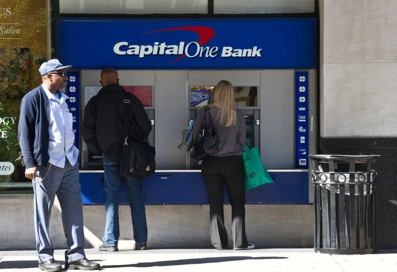 Capital One San Francisco