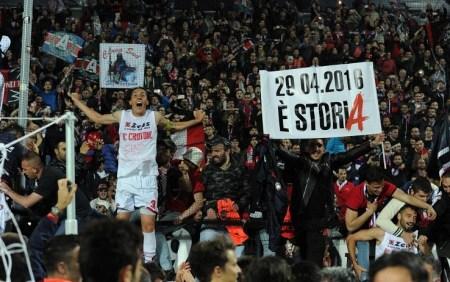 Crotone in Serie A!