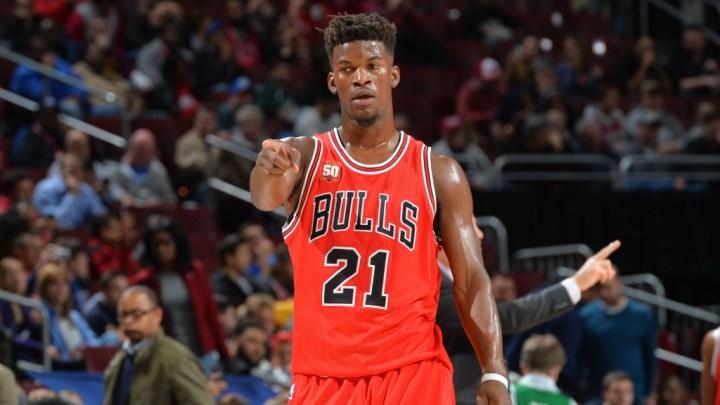 Dopo l'addio di Rose, Butler è indubbiamente il nuovo faro dei Bulls.