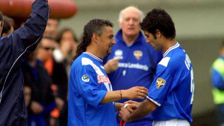 Roby Baggio e Pep Guardiola | Numerosette Magazine