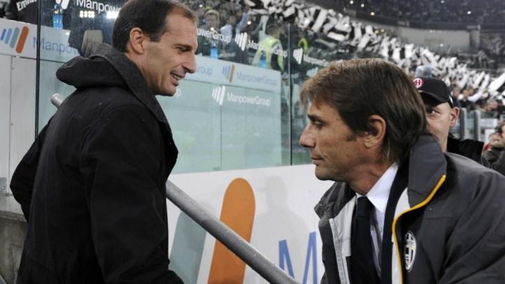 Massimiliano Allegri è meglio di Antonio Conte   numerosette.eu
