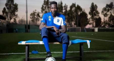 Mamadou Coulibaly è il figlio dei nostri tempi più tangibile, che migra su un campo di calcio | numerosette.eu
