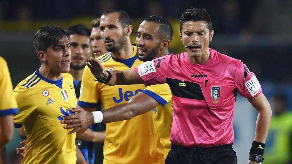 Atalanta-Juventus ha visto la Var protagonista   numerosette.eu
