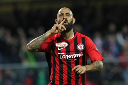 I gol di Mazzeo fanno felici il Foggia | numerosette.eu