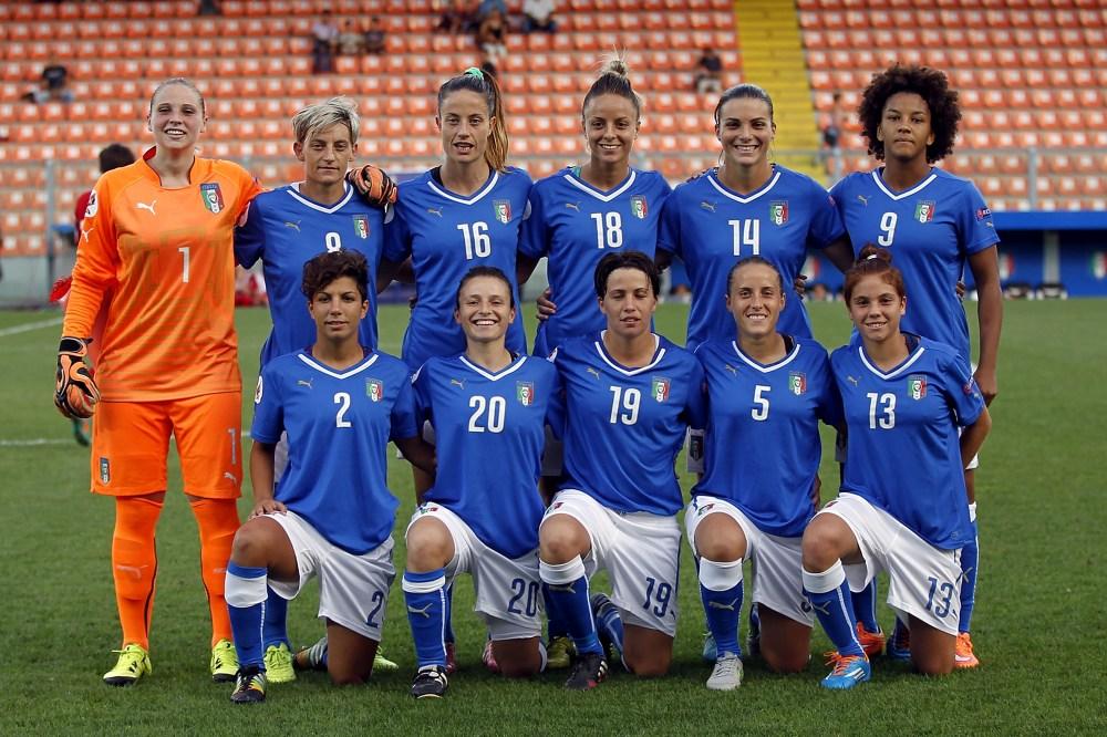 Il calcio femminile gode di poca considerazione in Italia | numerosette.eu