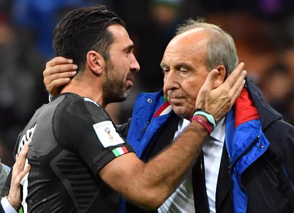 L'Italia non si qualifica per il Mondiale in Russia | numerosette.eu
