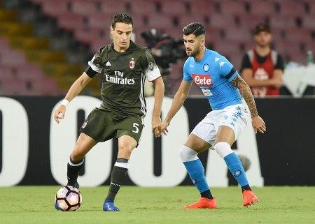 Napoli e Milan come arrivano al match del San Paolo?   numerosette.eu