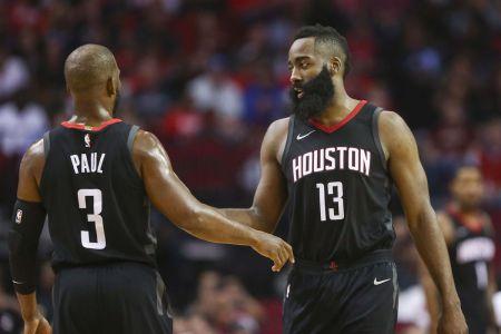 Rockets Men: Harden e Paul alla conquista del mondo | numerosette.eu