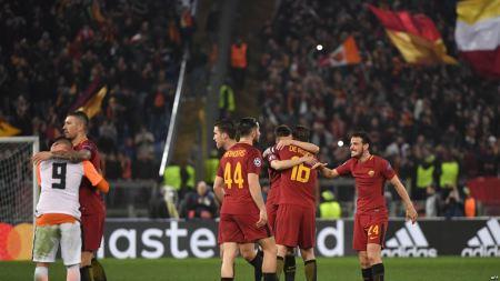 La ROma vola ai Quarti di Champions League grazie al gol di Dzeko e a una compattezza difensiva palpabile   numerosette.eu