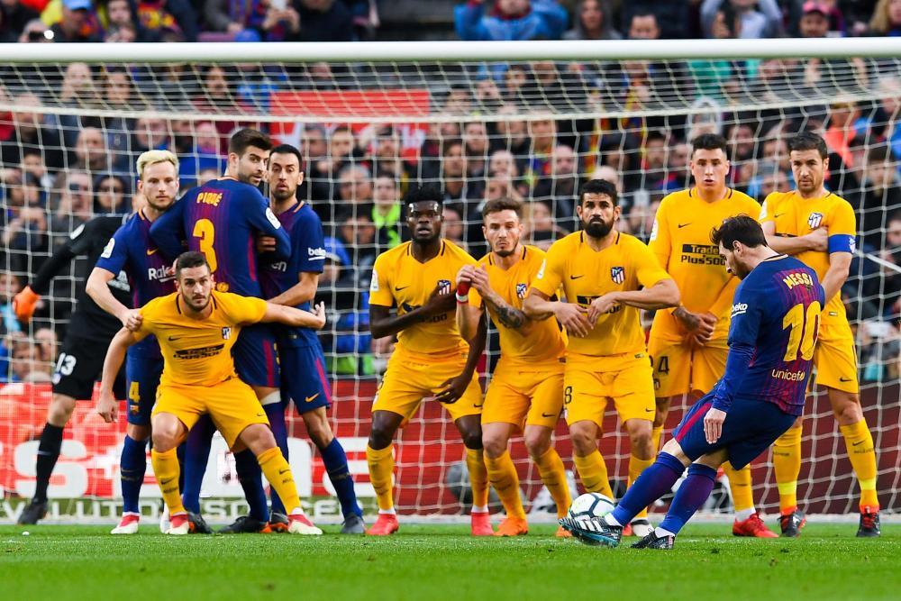Messi decide Barcellona-Atletico | numerosette.eu