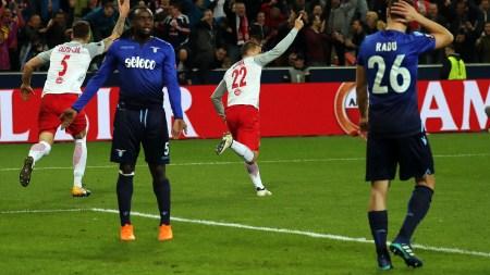 La Lazio saluta l'Europa League   numerosette.eu