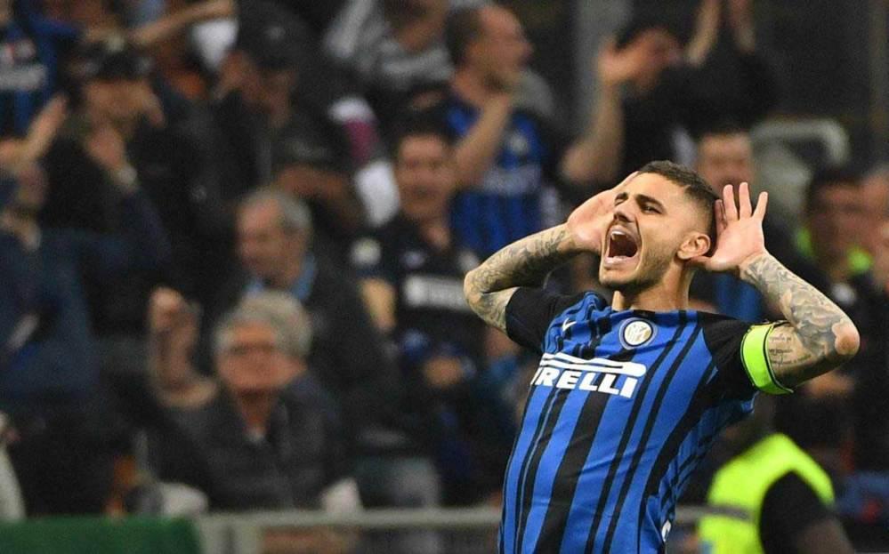 Mauro Icardi è stato il miglior attaccante della Serie A 2017/2018 | Numerosette Magazine