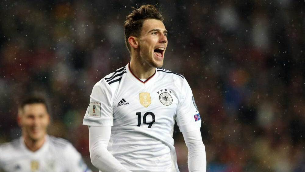 Goretzka Qualificazioni Mondiali 2018 | numerosette.eu