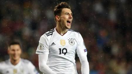 Goretzka Qualificazioni Mondiali 2018   numerosette.eu