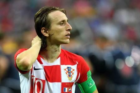 Il Mondiale di Luka Modric, miglior centrocampista di Russia 2018 | Numerosette Magazine