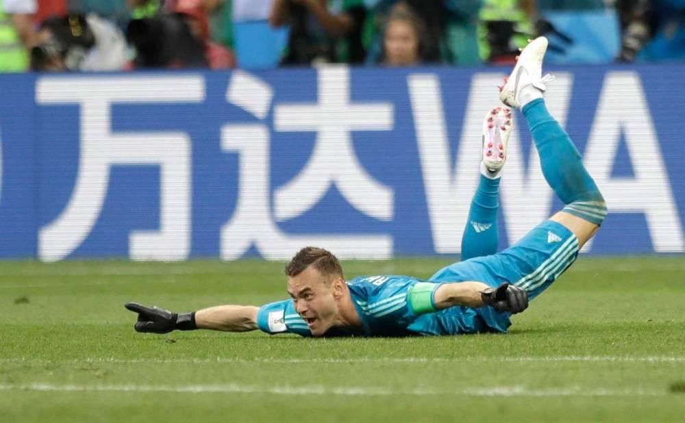 Akinfeev pararigori porta la Russia ai Quarti di finale | Numerosette Magazine