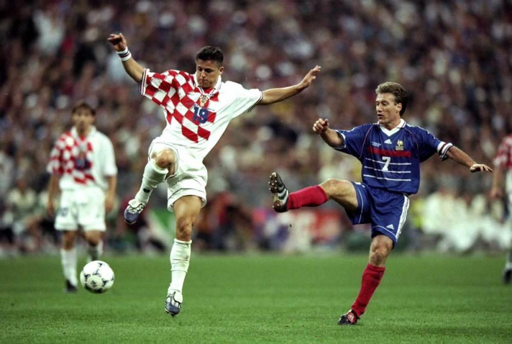 Dopo la semifinale del '98, Francia e Croazia si ritrovano contro nella finale dei mondiali | Numerosette Magazine