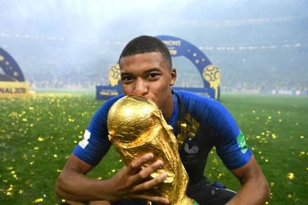 Kylian Mbappé, campione del mondo con la sua Francia | Numerosette Magazine