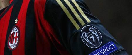 Milan e Adidas vent'anni assieme | numerosette.eu