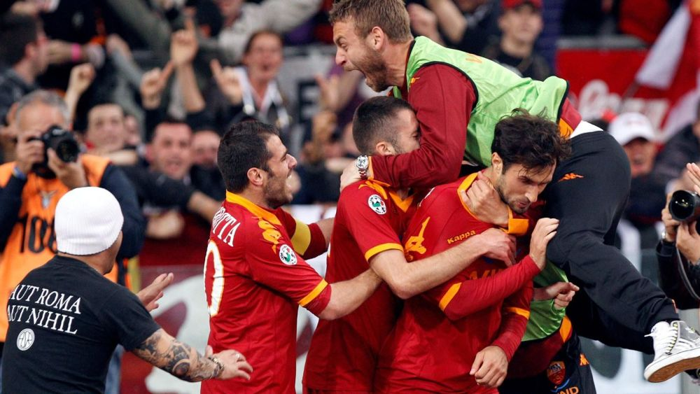 Roma derby 2009/10 | Numerosette Magazine