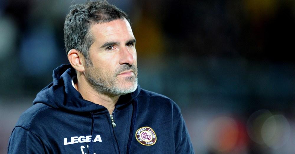 Lucarelli, allenatore del Livorno | Numerosette Magazine