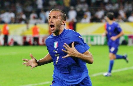 Del Piero con la maglia della Nazionale e l'importanza di quel numero sette | Numerosette Magazine