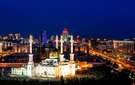 Astana in Kazakistan | Numerosette Magazine