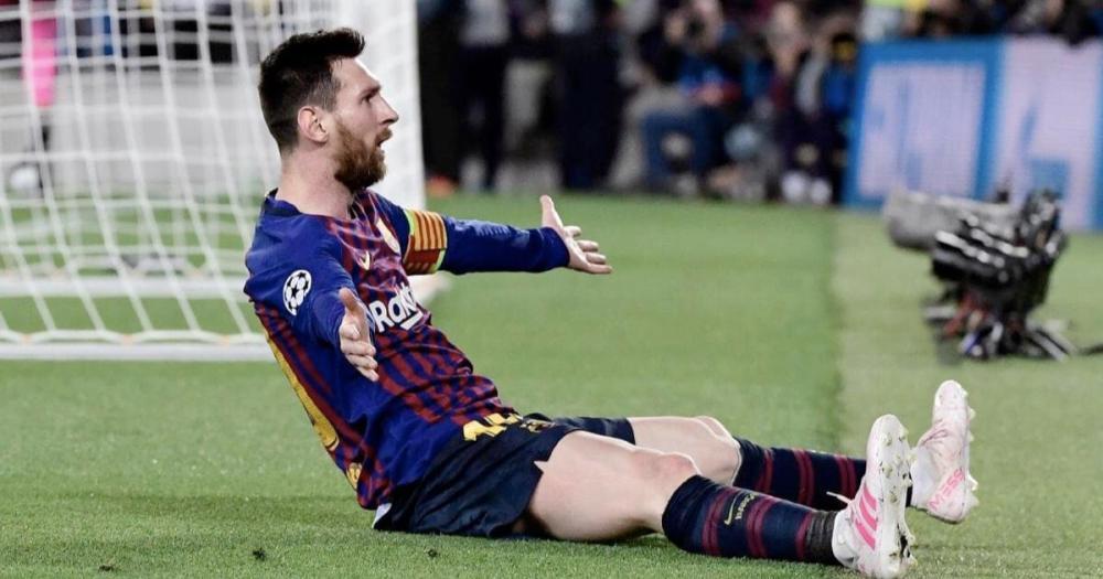 Messi esulta | Numerosette Magazine
