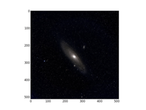 Astro Images with NumPy and SciPy