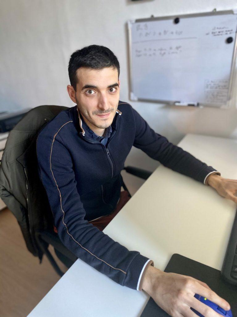 Sébastien Salido développeur web et mobile
