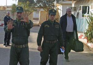 gendarmerie algérie