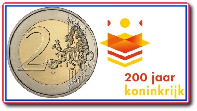 2 euros cc Holanda 2013