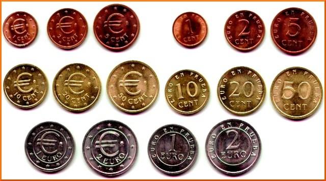 Euros de prueba Churriana