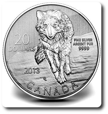 canada 20 dolares lobo 1