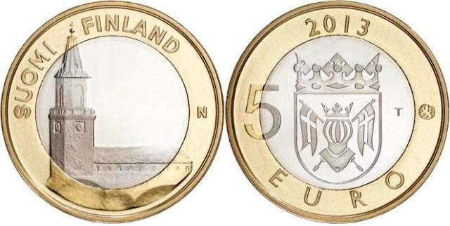 5 euro turku