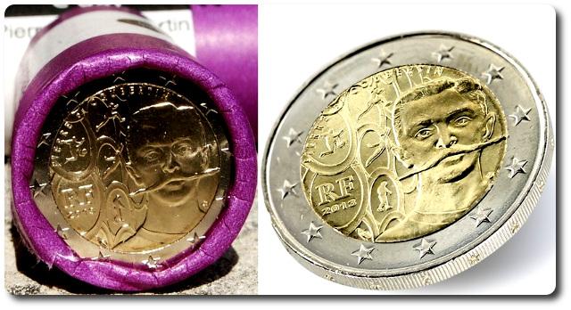 2 euro coubertain