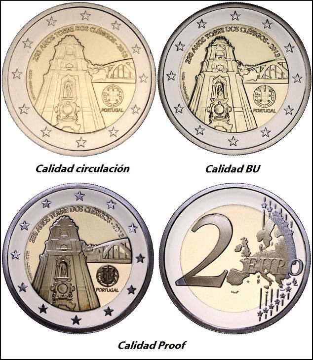 2 euro torre clerigos