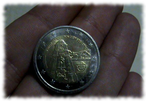 2 euros cc 2013 portugal