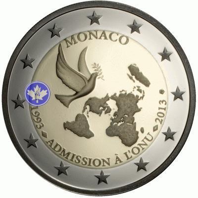 2 euros monaco