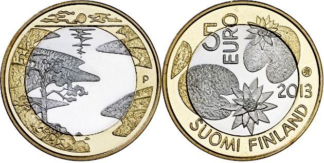 5 euro finlandia