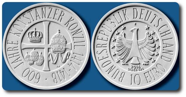 10 euro 3 2014
