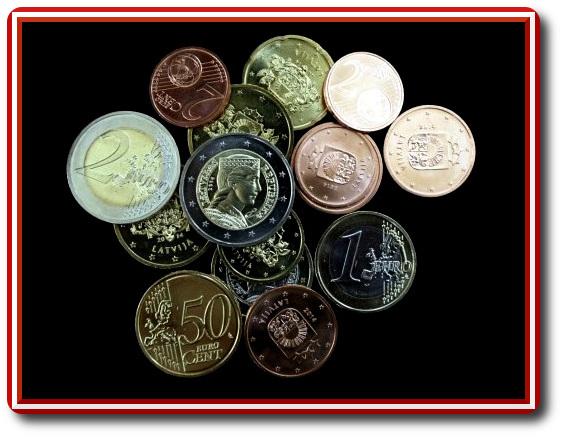 euros letonia
