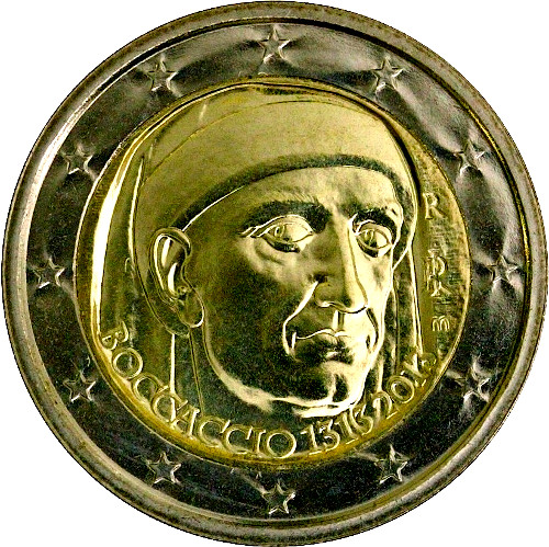 2 euro boccaccio