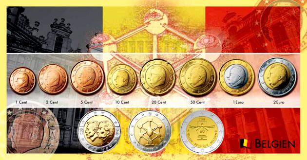 euros belgica