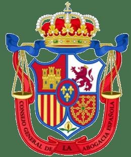 Resultado de imagen de escudo consejo abogacia española