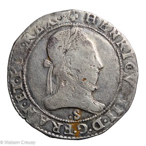 HenriIII-Franc1579Troyes