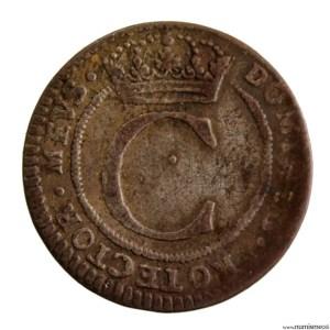 Suède Charles XII 4 ore 1717 sur 1716