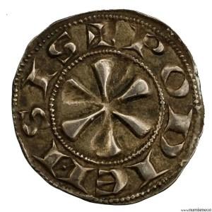 Auvergne évêché du Puy denier