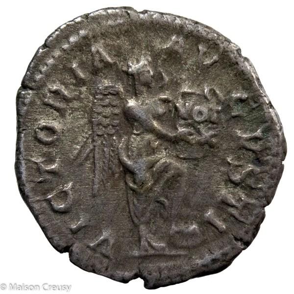 Severus Alexander AR denarius Rome 230