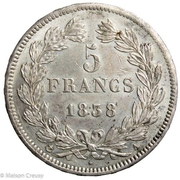 LP-5francs1838A